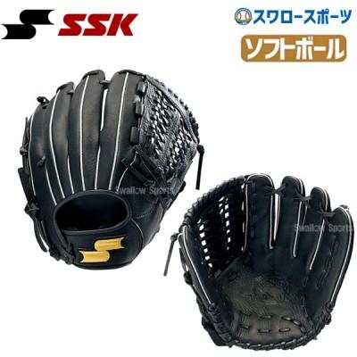 SSK エスエスケイ 軟式 ソフトボール 兼用 グラブ God Nine オールラウンド用 グローブ GNG810