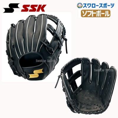 SSK エスエスケイ 軟式 ソフトボール 兼用 グラブ God Nine オールラウンド用 グローブ GNG820