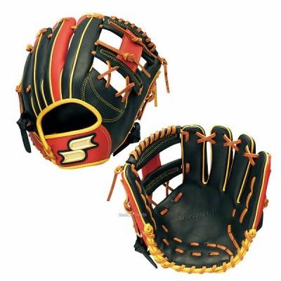 SSK エスエスケイ 限定 プロエッジ 軟式 グローブ 内野手用 PEN84417F 軟式用 野球用品 スワロースポーツ