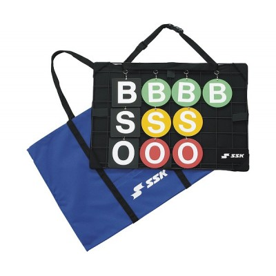 SSK エスエスケイ 携帯用 カウントボード (BSO) SGR14B