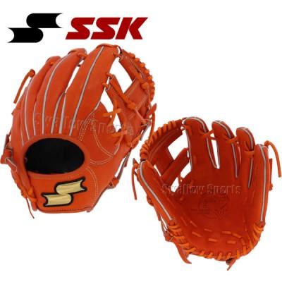 【即日出荷】 送料無料 SSK エスエスケイ 硬式 グラブ グローブ 内野手用 SMG345F