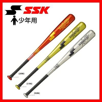 【即日出荷】 SSK エスエスケイ 少年 軟式 ジュニア 金属製 バット 菊池 SRNJ0217KF