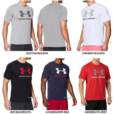 アンダーアーマー UA ウェア ヒートギア UA CC SPORTSTYLE LOGO 半袖 1257615 UNDER ARMOUR トップス 野球用品 スワロースポーツ