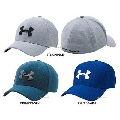 アンダーアーマー UA アクセサリー ヒートギア UA TWIST CLOSER CAP 帽子 1273199 野球用品 スワロースポーツ