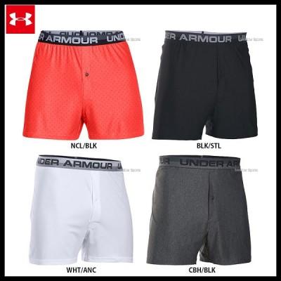 アンダーアーマー UA ウェア UA HG Original Boxer Short インナーパンツ 1277271