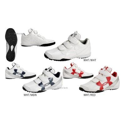アンダーアーマー UA フットウェア ダイナプレイII トレーナーJR トレーニング シューズ 少年用 1278950 シューズ 靴 野球用品 スワロースポーツ
