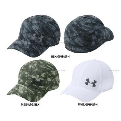 アンダーアーマー UA ウェアアクセサリー ヒートギア UA AIRVENT CORE CAP 帽子 1291857