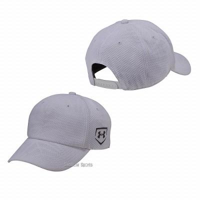 アンダーアーマー UA アクセサリー ヒートギア クールスイッチベースボールキャップ 帽子 1296681 UNDER ARMOUR 野球用品 スワロースポーツ