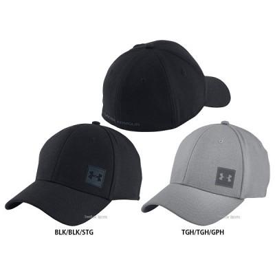 アンダーアーマー UA アクセサリー ヒートギア UA MEN'S WOOL LC CAP 帽子 1300073