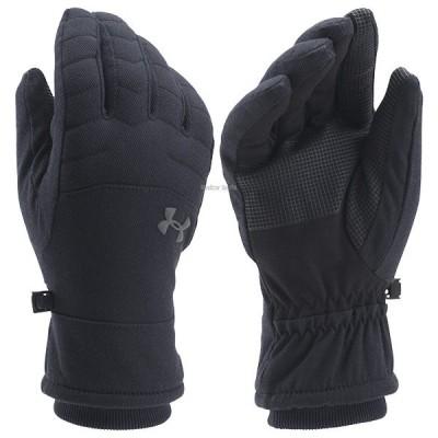 アンダーアーマー UA 手袋 コールドギア UA MEN'S REACTOR QUILTED GLOVE 防寒用 1300085