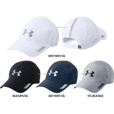 アンダーアーマー UA ウェアアクセサリー ヒートギア UA AIRVENT CAP 帽子 1305003