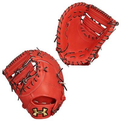 アンダーアーマー UA 軟式 ファーストミット 一塁手用 左投用 1313804