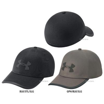 アンダーアーマー UA ウェアアクセサリー ヒートギア トレインワンパネル キャップ 帽子 1316542