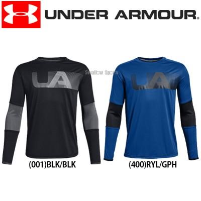アンダーアーマー UA ウェア ヒートギア UA Tech LS Tee Tシャツ 長袖 少年用 1318200