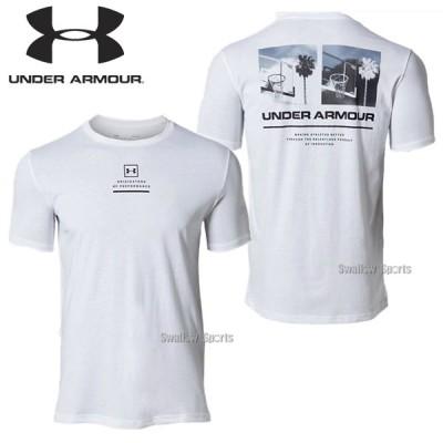 アンダーアーマー UA ウェア ショートスリーブ スプリットヘム Tシャツ 半袖 1329614