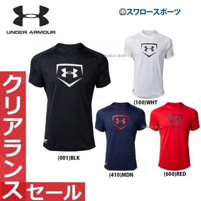【即日出荷】 アンダーアーマー UA ウェア UA ビッグロゴ ベースボールシャツ 1331502