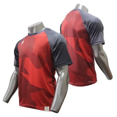 【即日出荷】 アップセット upset ウェア プラクティスシャツ 半袖  UPSET-700 野球用品 スワロースポーツ