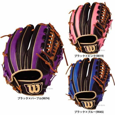 ウィルソン 軟式用 グローブ グラブ D-MAX color 内野手用 5WP WTARDE5WP 右投げ用