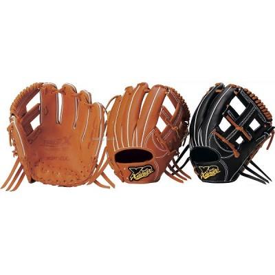 【即日出荷】 ザナックス 限定 硬式 グラブ トラストエックス 内野手用 BHG-53115 硬式用 グローブ 野球用品 スワロースポーツ