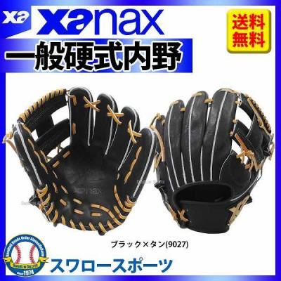 【即日出荷】 ザナックス グラブ ザナパワー 硬式 内野手用 BHG-6316S