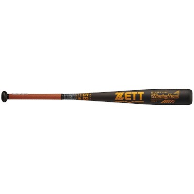 ゼット ZETT 軟式 アルミ バット ウイニングロード BAT36783