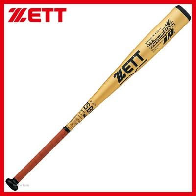 ゼット ZETT 軟式 バット ウイニングロード 金属製 新軟式球対応 M号 BAT36883