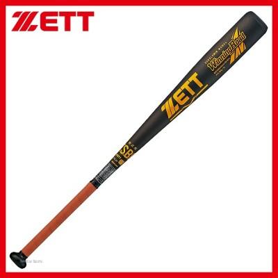 ゼット ZETT 軟式 バット ウイニングロード 金属製 新軟式球対応 M号 BAT36884