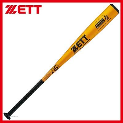 ゼット ZETT 軟式 バット ゴーダ IZ 金属製 縦磨き BAT37883