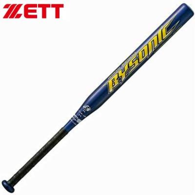 ゼット ZETT ソフト 2号 カーボン バット バイソニック ゴム対応 BCT52740 野球用品 スワロースポーツ