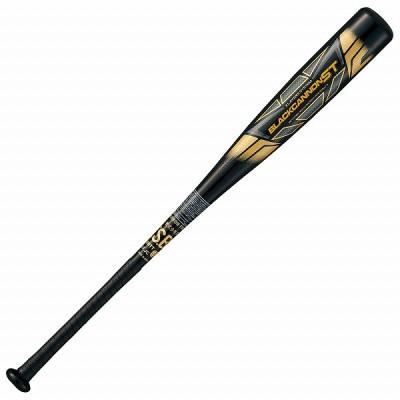 ゼット ZETT 少年 軟式 FRP製 バット ブラックキャノンST BCT71780 軟式用 少年野球 野球用品 スワロースポーツ