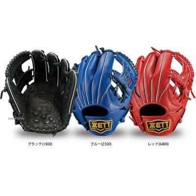 【湯もみ型付け不可】 ゼット ZETT 少年 軟式 グラブ グランドヒーロー オールラウンド用 BJGB72740 グローブ 軟式用 野球用品 スワロースポーツ